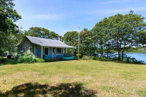 8 Trapps Pond Road Edgartown MA 02539