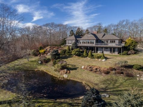 50 Lookout Hill Road West Tisbury MA 02575