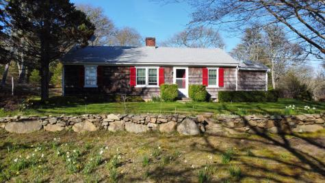 135 Middle Road Chilmark MA 02535