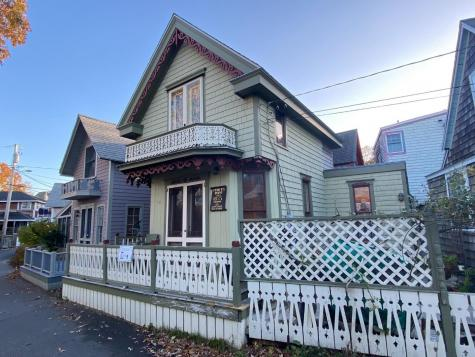 22 Rock Avenue Oak Bluffs MA 02557